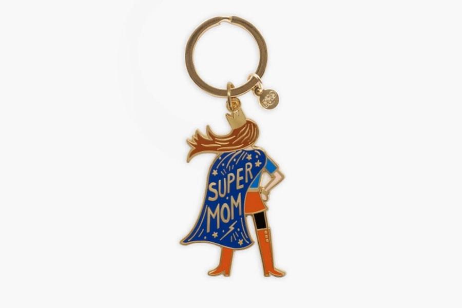 מחזיק מפתחות super mom